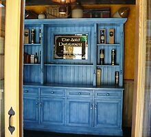 Dubliner Blue Cabinet at Incline Village - Tahoe by Kosan