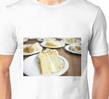 Cake Slices Unisex T-Shirt