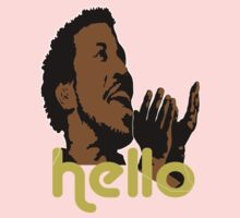 Lionel Richie - Hello Kids Clothes