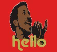 Lionel Richie - Hello Kids Clothes