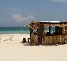 The Beach Bar by Cathy Jones