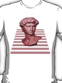 GridHead - Red T-Shirt