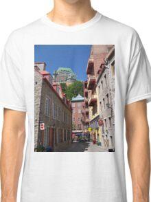 Fairmont Le Chateau Frontenac Classic T-Shirt