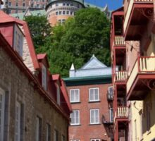 Fairmont Le Chateau Frontenac Sticker