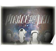 Pierce the Veil Galaxy Print Poster