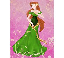 Beautiful Princess Photographic Print