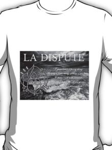 La Dispute - New Storms For Older Lovers T-Shirt