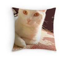 You again? Throw Pillow