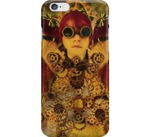 The gears of the Hydra iPhone Case/Skin
