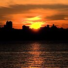 When The Sun Goes Down In The City by Bob Wall