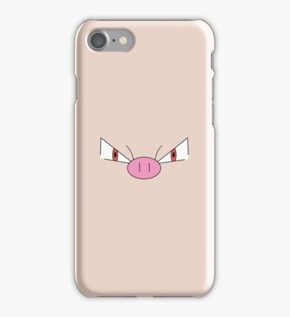 Mankey - #56 iPhone Case/Skin