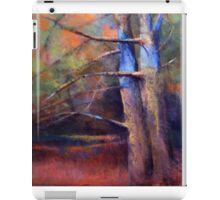 OLD NEIGHBORS ( TREE ) from original pastel painting by Madeleine Kelly iPad Case/Skin