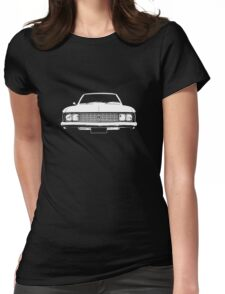 1969 Holden HT Brougham Womens Fitted T-Shirt