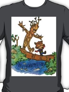 Groot and Rocket T-Shirt