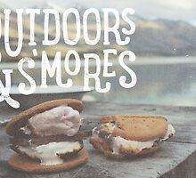 OUTDOORS & S'MORES by cabinsupplyco