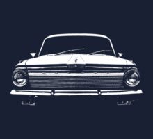 1963 EJ Holden One Piece - Long Sleeve