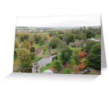 Ireland - Autumn Blarney Greeting Card