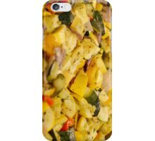 Steamed Vegetables iPhone Case/Skin