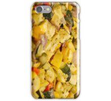 Steamed Vegetables iPhone Case/Skin