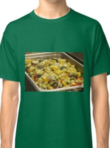 Steamed Vegetables Classic T-Shirt