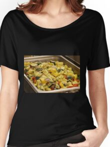 Steamed Vegetables Women's Relaxed Fit T-Shirt