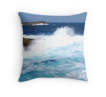 Cape Schanck Throw Pillow