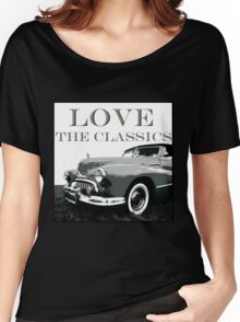 Love The Classics Women's Relaxed Fit T-Shirt