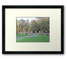 Ireland - Blarney's Stones Framed Print