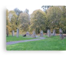 Ireland - Blarney's Stones Canvas Print
