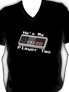 He's My Player Two T-Shirt