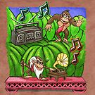 Jammin' in the Jungle by likelikes