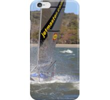 Getting wet….AND……..LOVING it!  iPhone Case/Skin