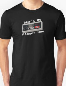She's My Player One T-Shirt
