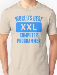 World's Best Computer Programmer T-Shirt