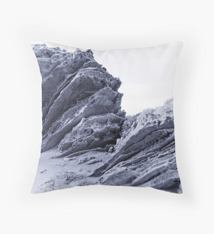 Sliced and Diced Throw Pillow