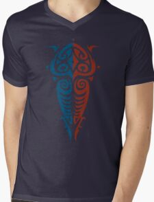 Raava x Vaatu Mens V-Neck T-Shirt