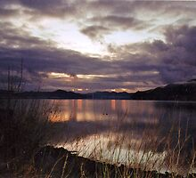 loch eck, scotland by JMDunworth