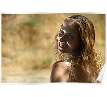 Israeli beauty Poster
