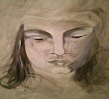 Stone Woman by mayafc