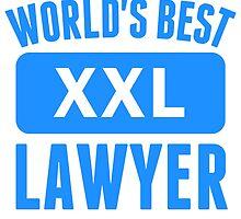 World's Best Lawyer by kwg2200
