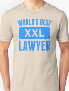 World's Best Lawyer T-Shirt