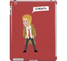 Constantine Chibi(Strewth) iPad Case/Skin