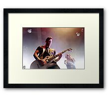 Sleeping With Sirens 07 Framed Print