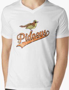 Pidgeys Mens V-Neck T-Shirt
