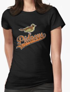 Pidgeys Womens Fitted T-Shirt