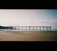 Pier (pano) by PaulBradley