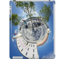More Cows in Ebrington Square, Derry iPad Case/Skin