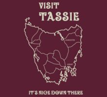 Visit Tasmania - its nice down there by FuzzyDice