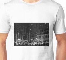 Winter Wonderland in the Concrete Jungle Unisex T-Shirt