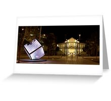 Civic, Canberra Greeting Card